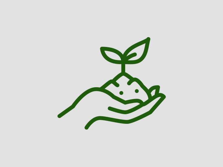 Ikona rośliny wdłoni